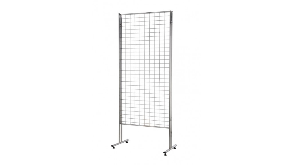 Wire Panel Stand