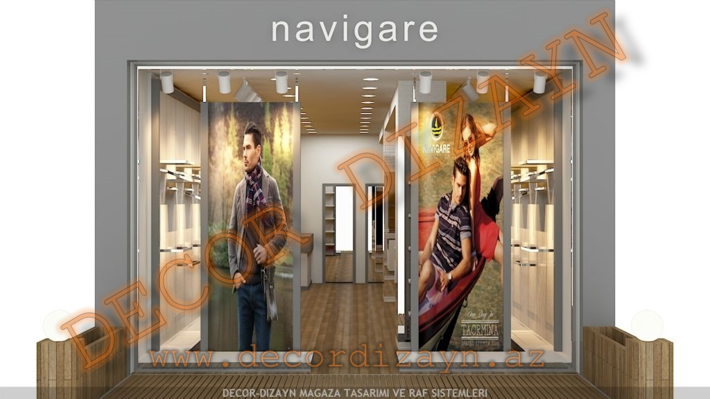 Navigare - Men's Clothing