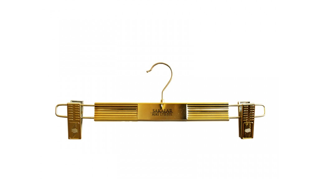 Golden Pants Hanger