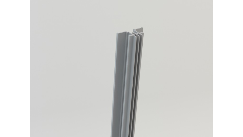 Double Hole Milled Aluminum Props 250cm
