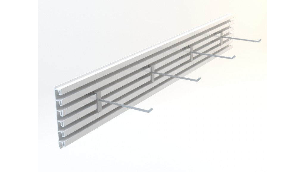 Aluminum Economy Panel