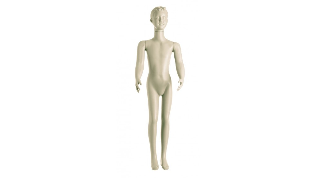 Child Plastic Mannequin