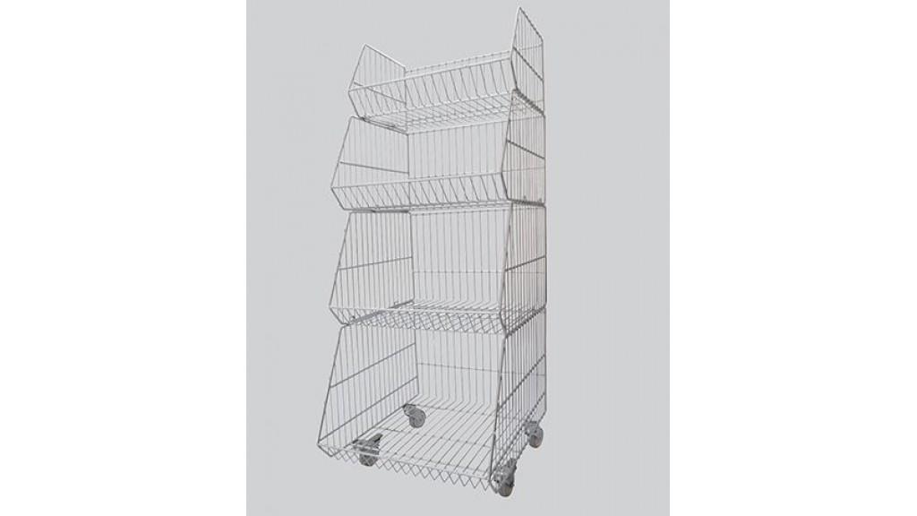 4 Floor, Wheel, Action Cart