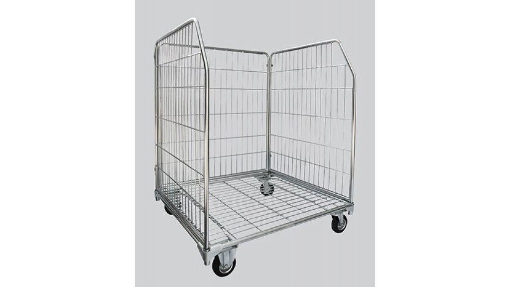 Cold Chain Trolley