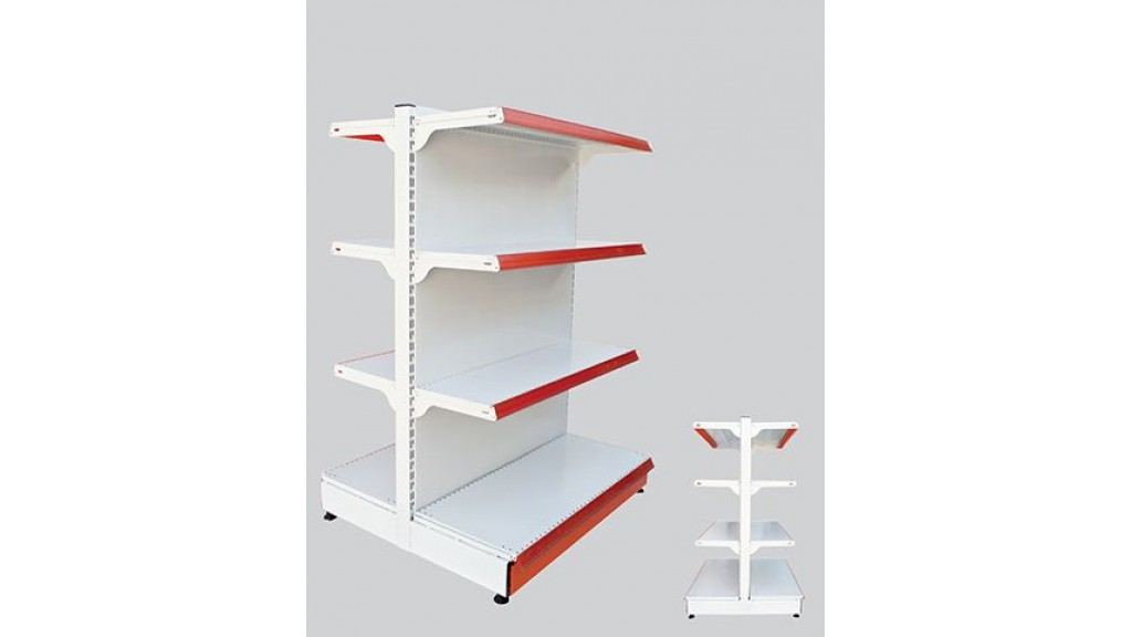 Two Way Central Section (Three Shelf)