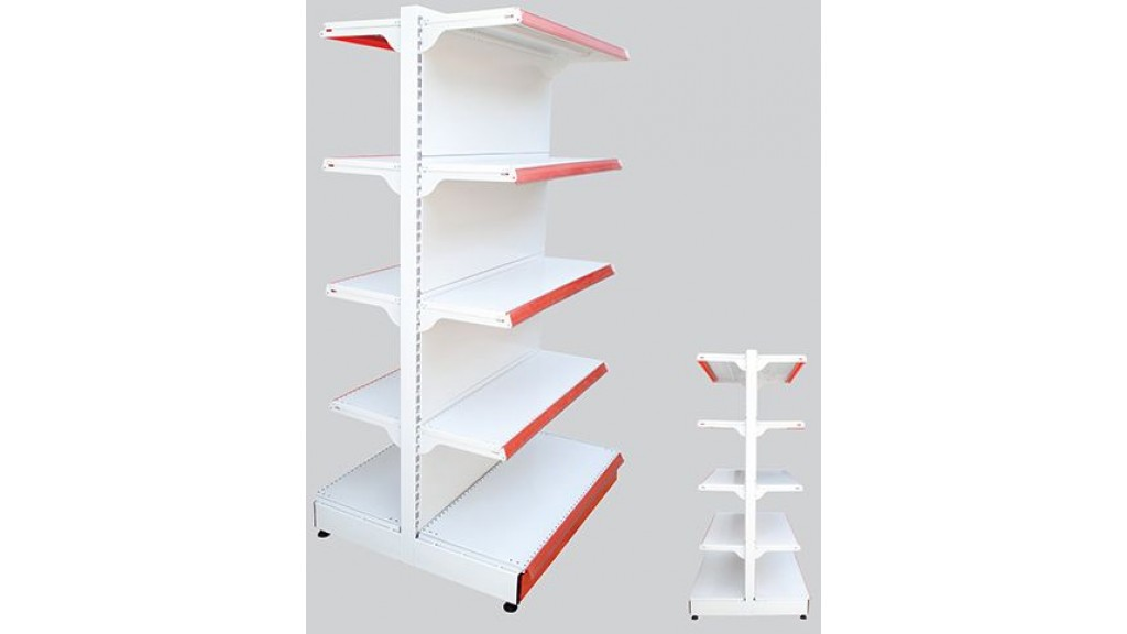 Two Way Central Section (Four Shelf)