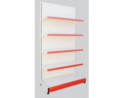 One-Way Central Section (Four Shelf)