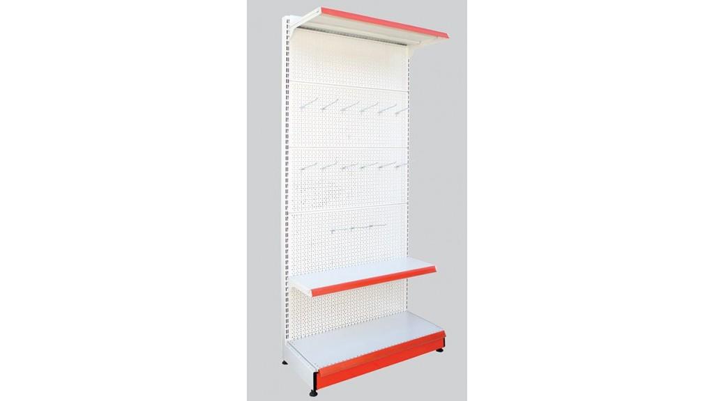 Hardware Unit with Shelf