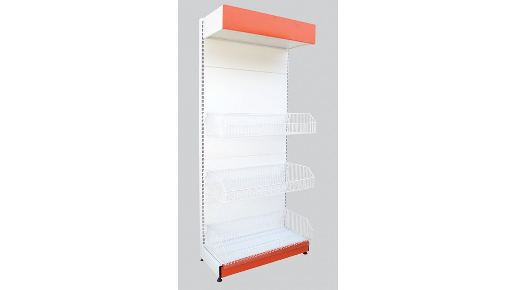 Capped Grocer Unit