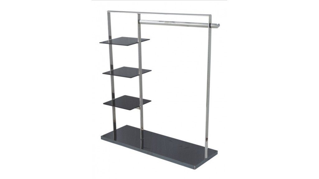BF 03 - Stainless Middle Stand
