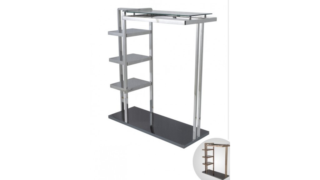 BF 06 - Stainless Middle Stand