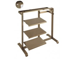 BF 09 - Stainless Middle Stand