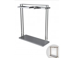 DF 01 - Stainless Middle Stand