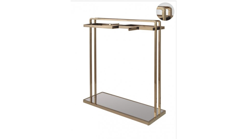 DF 04 - Stainless Middle Stand