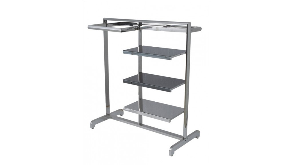 DF 05 - Stainless Middle Stand