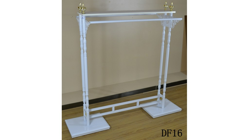DF 16 - Stainless Middle Stand